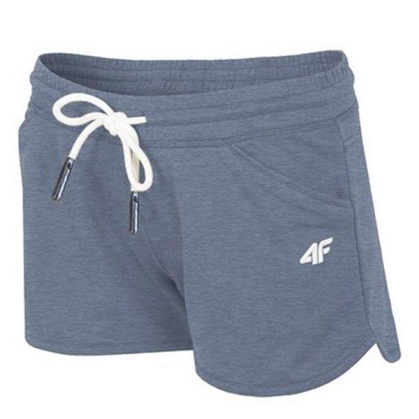 4F - Damen Sportshort - blau