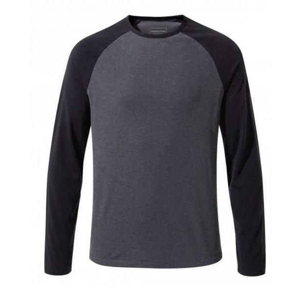 Craghoppers - Herren First Layer Longshirt LS Tee, navy