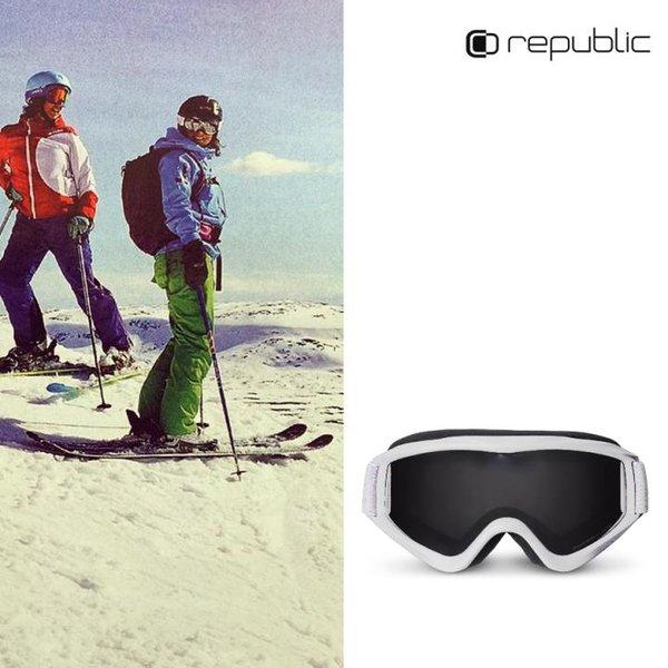 Repubic - R700 Skibrille - Damen Schneebrille