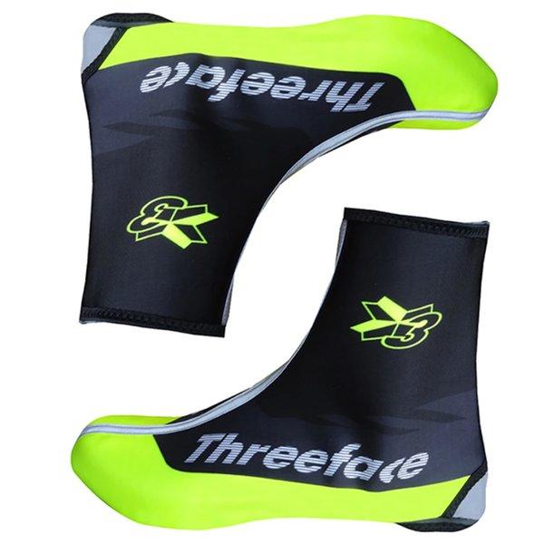3Face - Radüberschuh - MTB E-Bike - Nässeschutz - Kälteschutz - Reflektor - Made in Italy -Mod.Cevio
