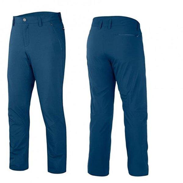 Salewa Puez 2 DST Lange Hose, Herren Trekkinghose, navy