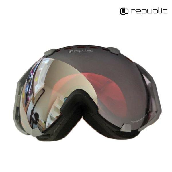 Repubic - Z34 Skibrille - Schneebrille
