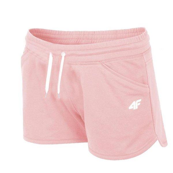 4F - Damen Sportshort - rosa