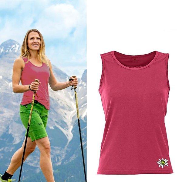 Maul - Beja II - Damen Top - rosa 52