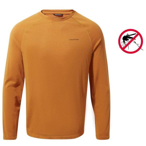 Craghoppers - NosiLife Bayame II Langarm Shirt - cumin
