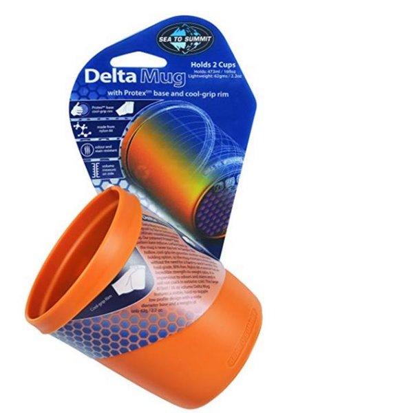 Sea to Summit Delta Mug 473ml - Trinkbecher - hitzebständig