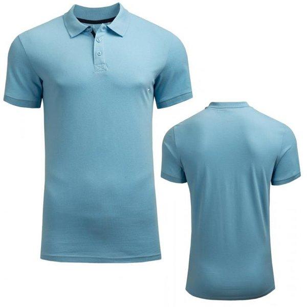 Outhorn - Herren Poloshirt - hellblau