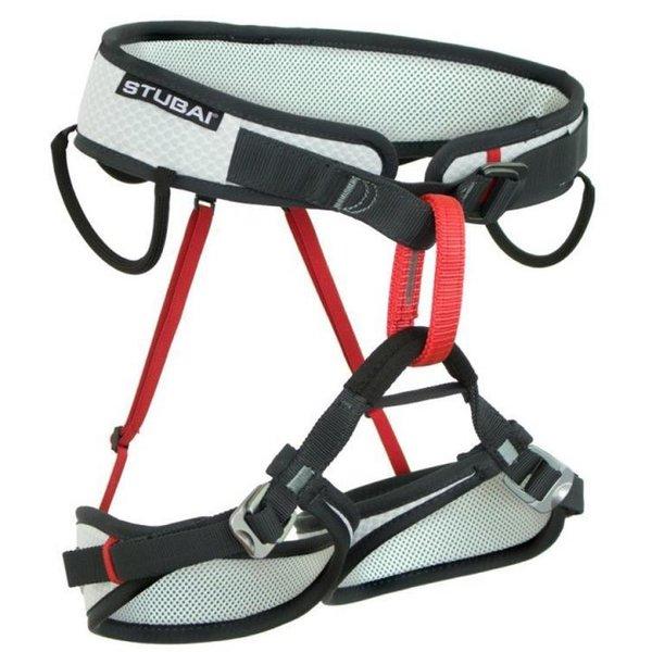 STUBAI - Stella 2 - Sitzgurt zum Klettern - Klettergurt, weiß