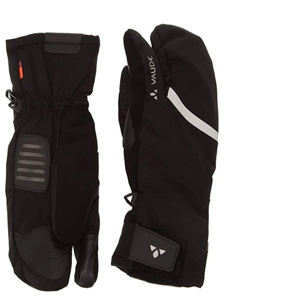 VAUDE Handschuhe Gloves Primaloft SYBERIA, schwarz 6