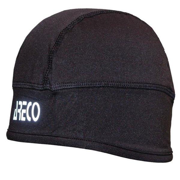 Areco - Marken Laufmütze Sportmütze, schwarz