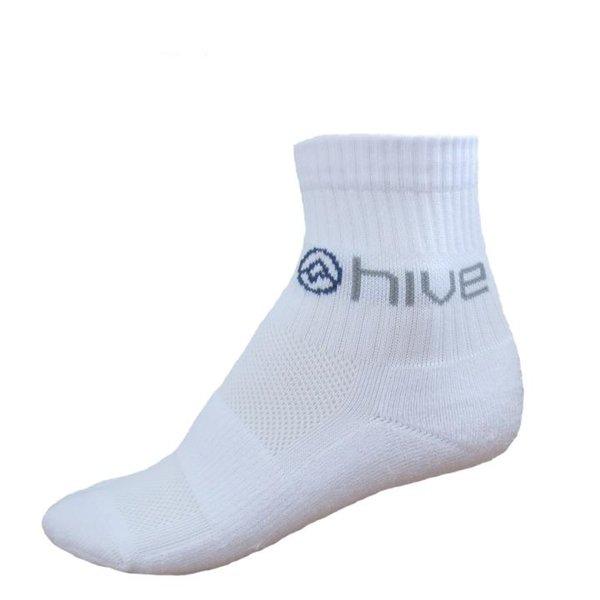 hive - Fitnesssocken Sport - Allround Socken - weiß