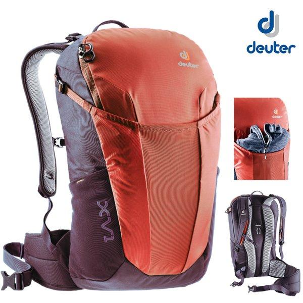 Deuter - VX 1 SL Rucksack - Tages Outdoorrucksack - cranberry-aubergine