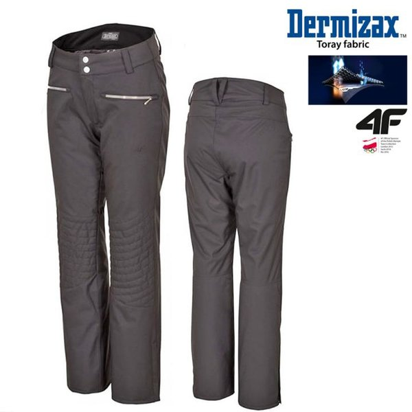 4F - Dermizax 20 000 - Damen Skihose