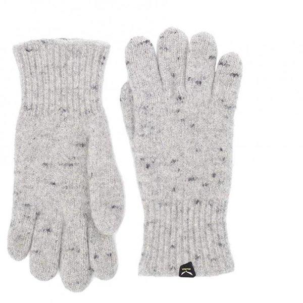 Salewa Walk Wool Gloves Handschuhe Woll Winterhandschuhe, grau weiß XL 10