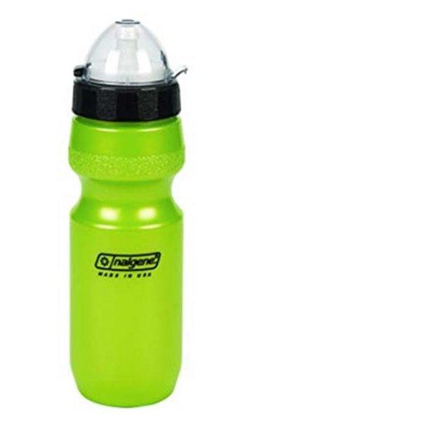 Nalgene Kunststoffflaschen 'ATB Bikeflasche' - Trinkflasche, 650ml, grün