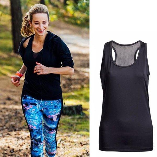 Outhorn - Damen Trainingsshirt - schwarz