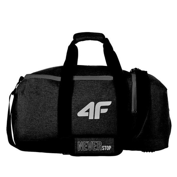 4F - Sporttasche 40L - schwarz
