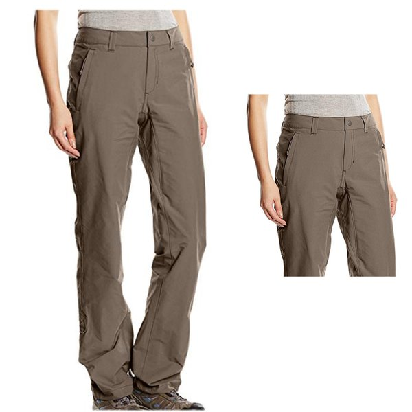 THE NORTH FACE Damen Explortn Convbl Pant Hose, braun 8 M 38