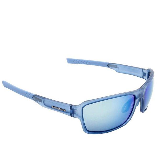 Swiss Eye Freestyle Sportbrille Dark Crystal/Light Blue, M