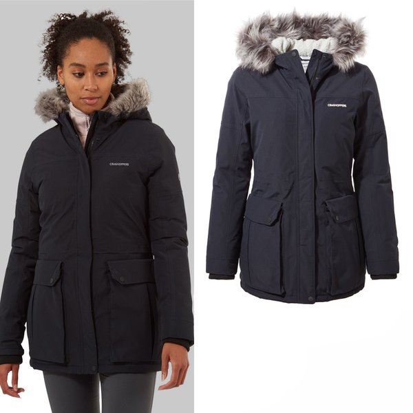 Craghoppers - Ellison - Damen Winter Jacke - navy