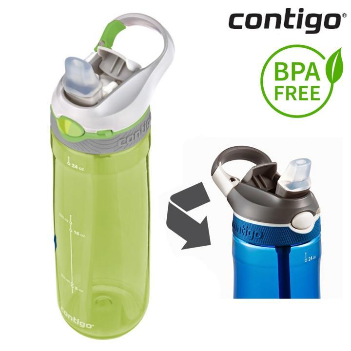 Contigo Trinkflasche Ashland Sport Fitness Flasche - 720ml