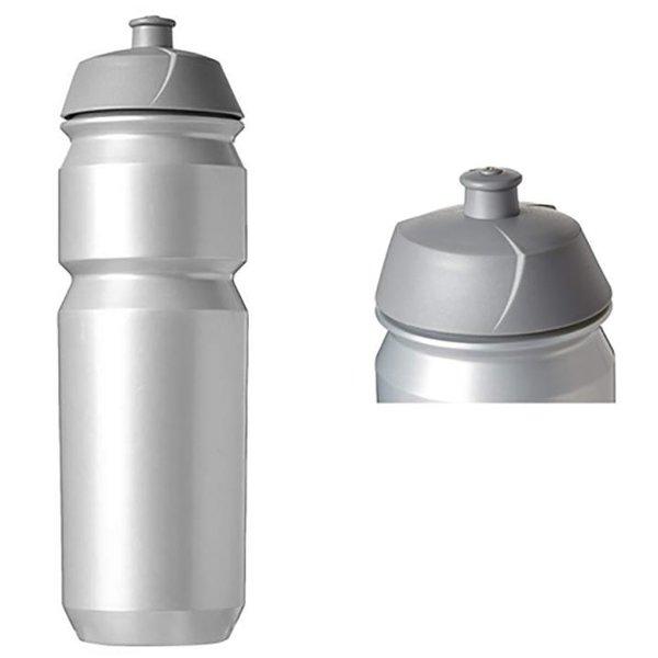 Tacx - Fitness LINE - Trinkflasche Shiva - 750 ml - grau silber