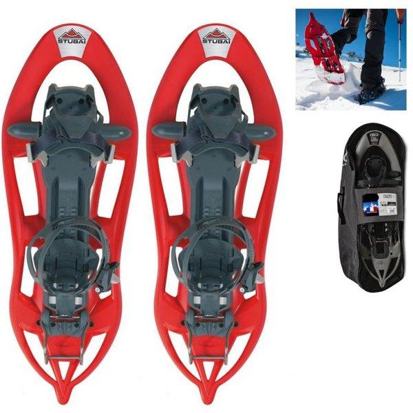 Stubai - Snow Track Schneeschuhe mit Steighilfe