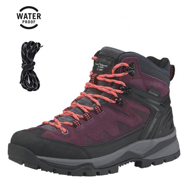 Icepeak - WYNNE Damen Outdoor Boots wasserdichte Trekkingschuhe, purple