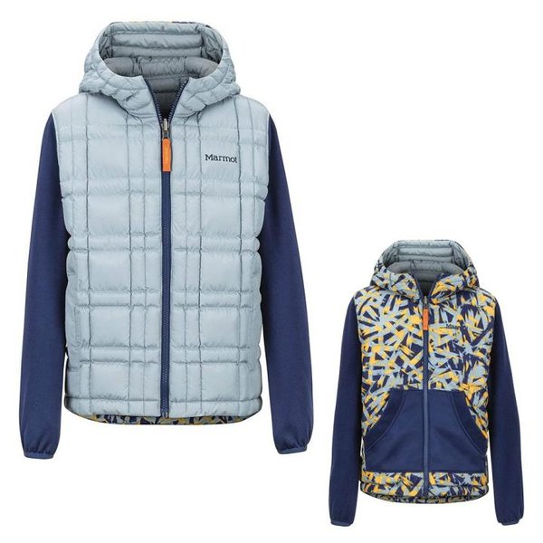 Marmot - Featherless Rev Hoody - Kinder Wendejacke