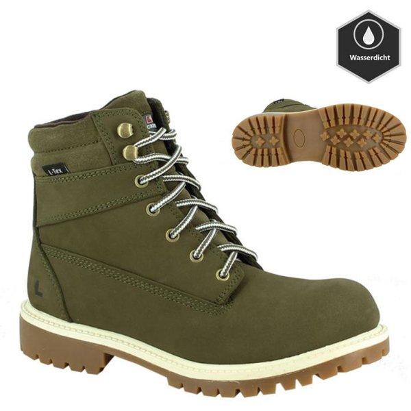 LACKNER COSMA TX - Outdoor Boots - olive