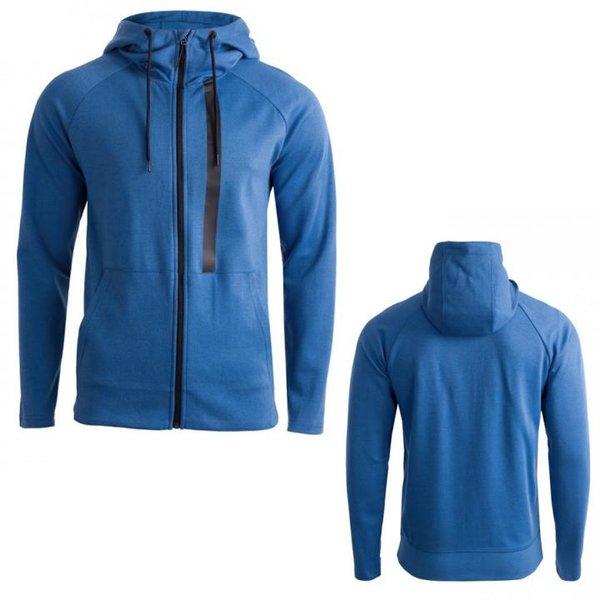 Outhorn - Sweatjacke - Herren Sportjacke - blau