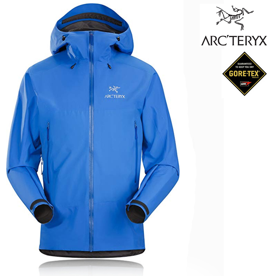 more photos f634a e587f Arcteryx, Beta SL Hybrid Jacket Men - Herren Hardshell GORETEX Jacke - blau