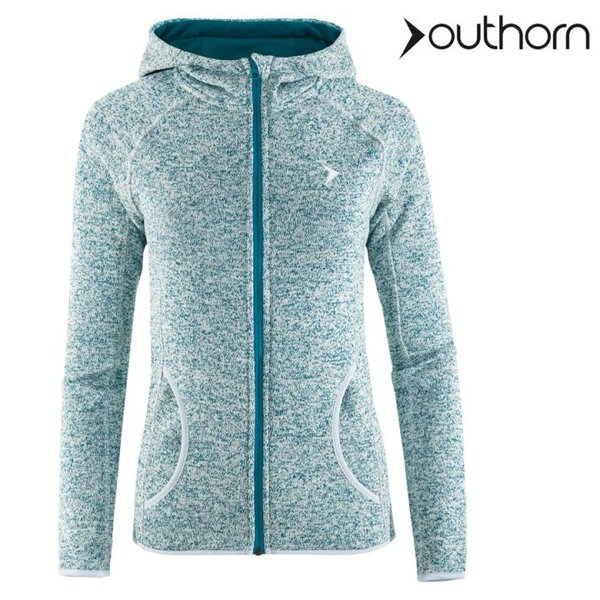 Outhorn - Damen Strick-Fleece-Jacke