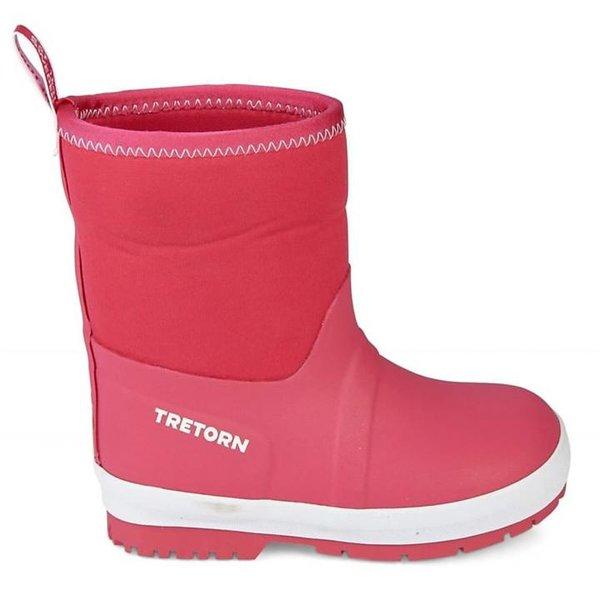 Tretorn - Kuling - Kinder Gummistiefel - pink 28