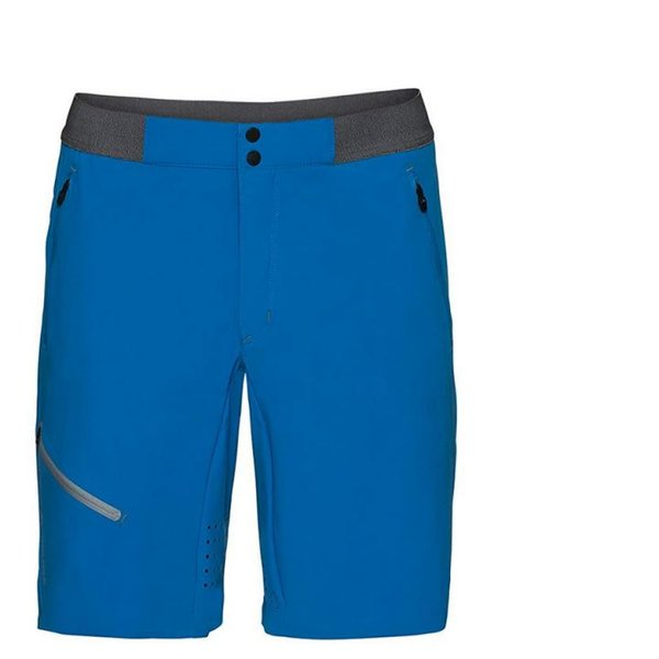 Vaude Herren Scopi LW Shorts II Hose, Laufhose Shorts - blau 56/XXL