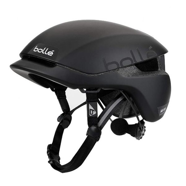 bollé Erwachsene Messenger Premium Cycling Helmets, Fahrradhelm, 51-54 cm