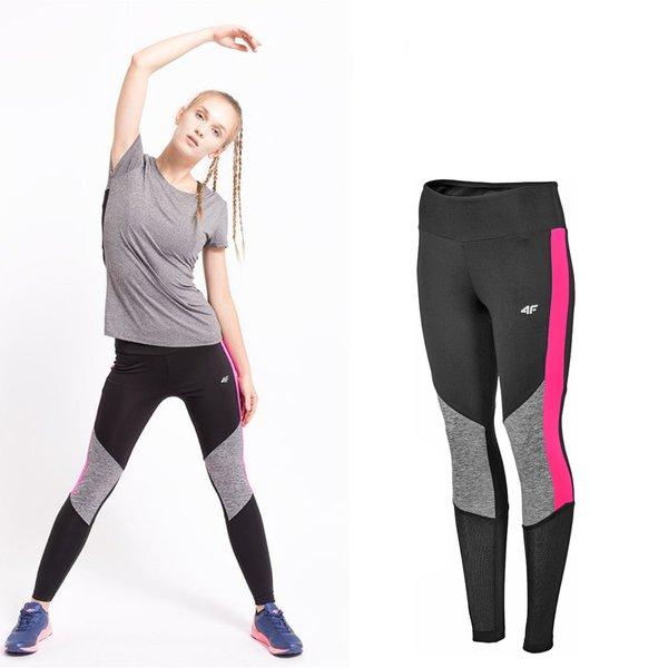 4F - Fitness Leggings - Damen Sporthose