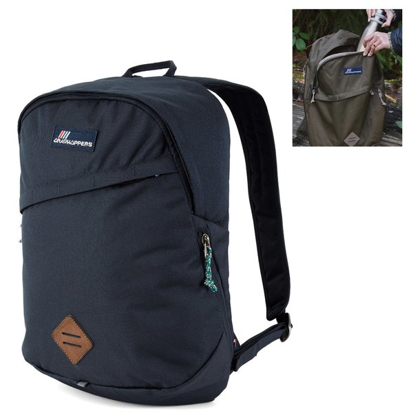 Craghoppers - Tages Outdoor Rucksack Kiwi 14 Liter, navy