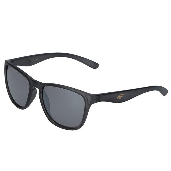 4F - Sonnenbrille DESIGN - REVO Gläser UV 400 - dark grey