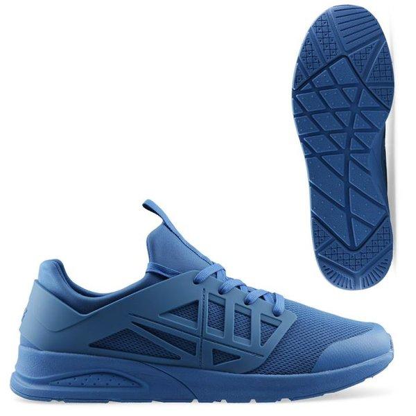 4F - Herren Mesh Sportschuhe - Sneaker - blau