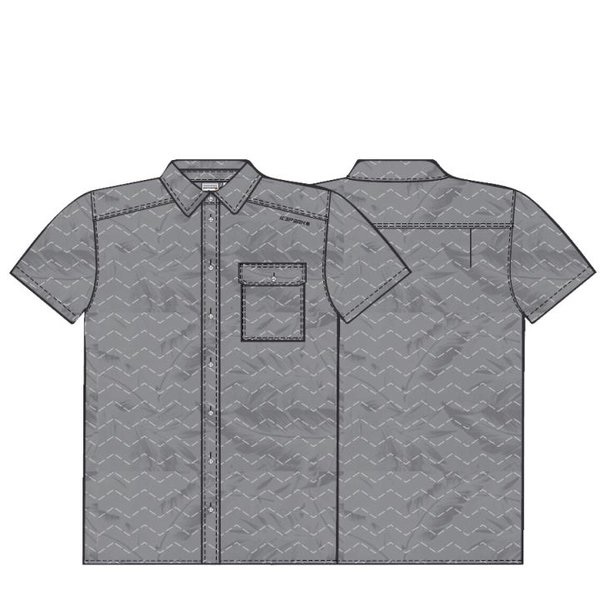 Icepeak - Outdoor Hemd - Herren Polo-Hemd - grau