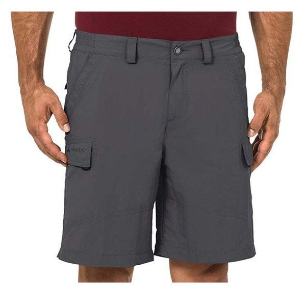 VAUDE Herren Hose Farley Pants IV kurze Outdoorhose - iron - 56/XXL