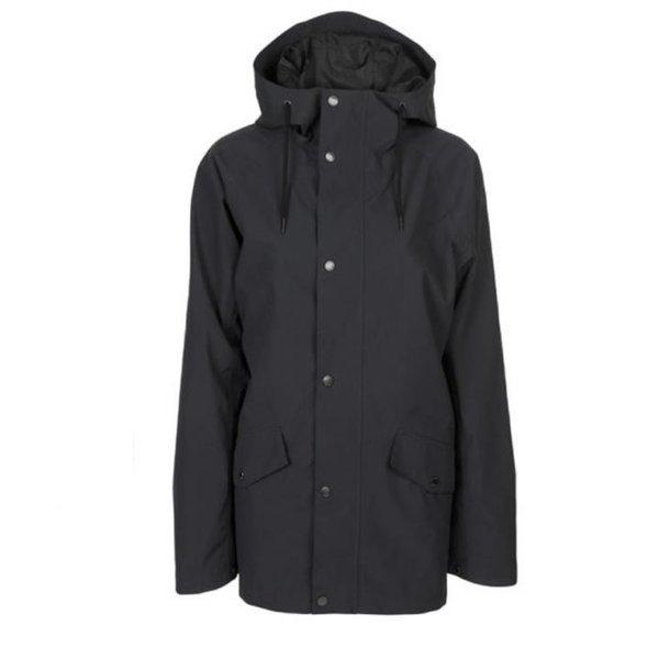 Tretorn - Wings Woven Jacket - Herren Regenjacke - schwarz