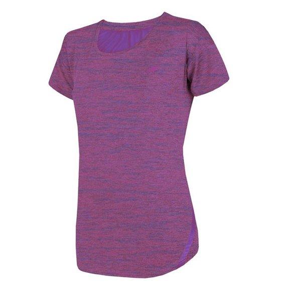 4F - Damen Fitness T-Shirt - lila melange