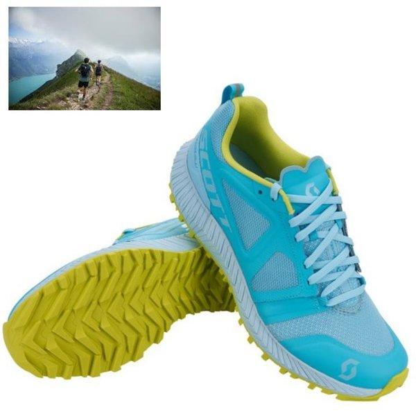Scott - Kinabalu Damen Trailrunning Jogging Schuhe, hellblau