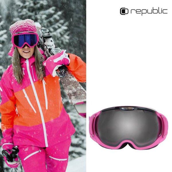 Repubic - R870 Skibrille - Damen Schneebrille