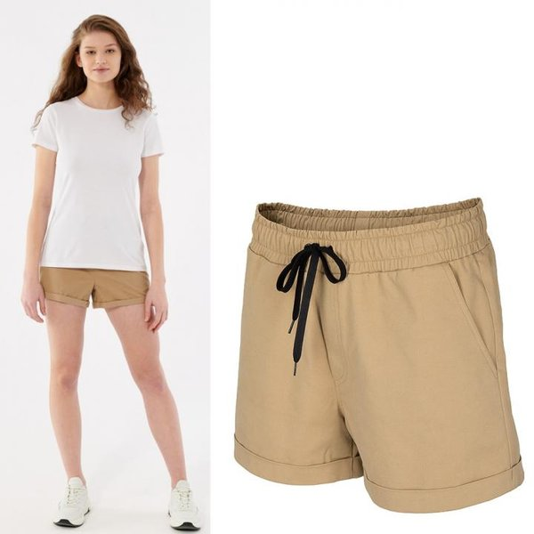 Outhorn - Damen Shorts - beige