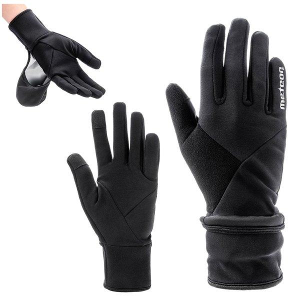 Meteor - Handschuhe mit Windkappe Windstopper Funktion