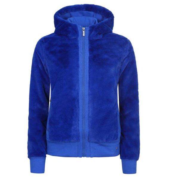 Icepeak - Damen Fleece Jacke Empire Jacket, blau