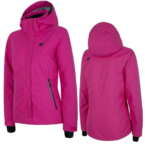 Dermizax TORAY 20.000 - Damen 4F Hightech Winterjacke Luxus - pink